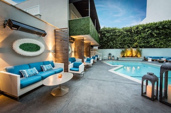 Hotel - The Mosaic Hotel - Beverly Hills