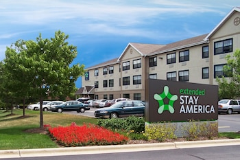 Hotel - Extended Stay America Chicago - Burr Ridge