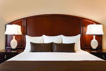 Suite, 1 King Bed with Sofa bed (King Suite)