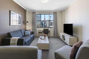 Executive Apartment, 2 Bedrooms (Split Level, No Housekeeping)