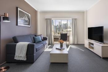 盛橡雪梨哥迪斯波套房飯店 Oaks Sydney Goldsbrough Suites