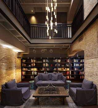 Lobby Sitting Area at Harbour Rocks Hotel Sydney MGallery in The Rocks