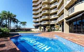 希爾克雷斯中央公寓飯店 Central Hillcrest Apartment Hotel