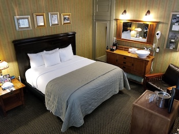 盆地公園 SPA 飯店 Basin Park Hotel and Spa