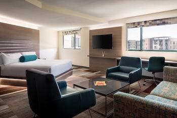 Studio Suite, 1 Bedroom, Pool View