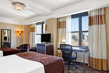 Metro View Room, 2 Double Beds
