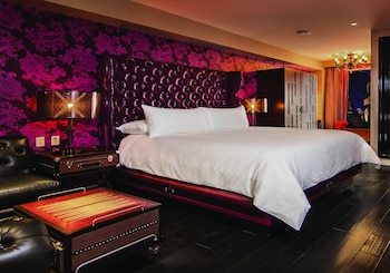 Guestroom at The Cromwell in Las Vegas