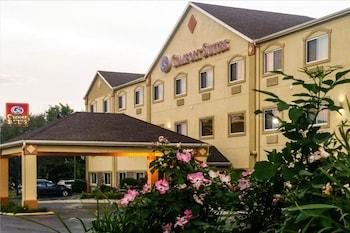 奧馬哈凱富全套房飯店 Comfort Suites Omaha