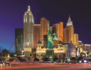 Book New York-New York Hotel & Casino in Las Vegas.