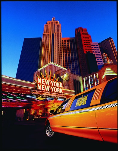 New York-New York Hotel & Casino image 49