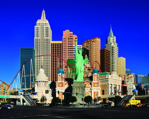 New York-New York Hotel & Casino image 1