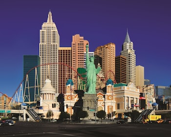 紐約紐約賭場飯店 New York-New York Hotel & Casino