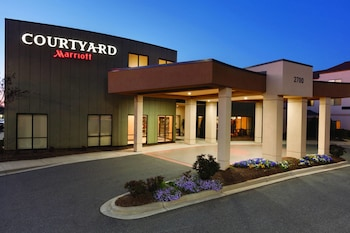 Hotel - Courtyard by Marriott Charlotte Airport North