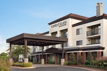 Hotel - Courtyard by Marriott Tulsa Central