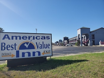 AT&T 中心美洲最佳價值飯店 Americas Best Value Inn AT&T Center