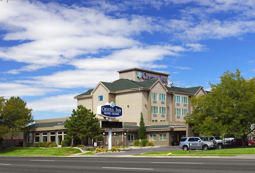 . Crystal Inn Hotel & Suites Salt Lake City - Downtown