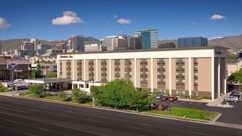 鹽湖城市區歡朋飯店 Hampton Inn Salt Lake City - Downtown