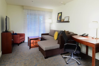 鹽湖城 - 市中心萬豪原住飯店 Residence Inn by Marriott Salt Lake City - Downtown