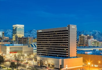 鹽湖城市區拉迪森飯店 Radisson Hotel Salt Lake City Downtown