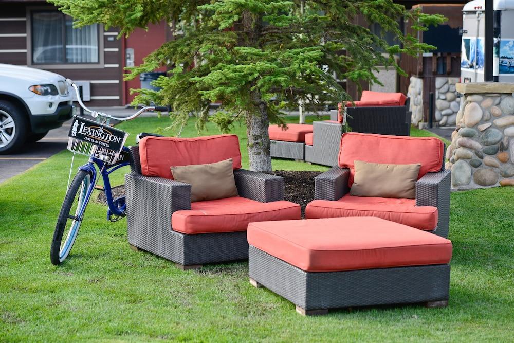 더 렉싱턴 앳 잭슨 홀 호텔 앤드 스위트(The Lexington at Jackson Hole Hotel & Suites) Hotel Image 75 - Property Grounds
