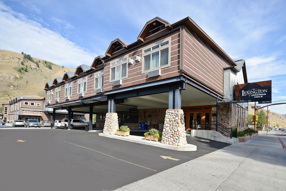 더 렉싱턴 앳 잭슨 홀 호텔 앤드 스위트(The Lexington at Jackson Hole Hotel & Suites) Hotel Image 79 - Hotel Entrance