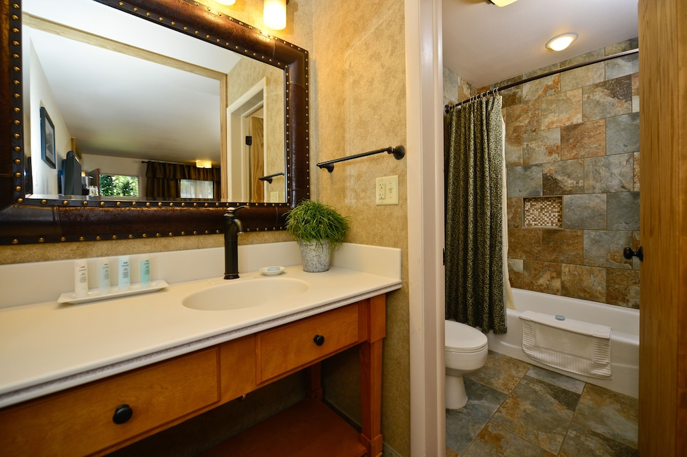 더 렉싱턴 앳 잭슨 홀 호텔 앤드 스위트(The Lexington at Jackson Hole Hotel & Suites) Hotel Image 52 - Bathroom