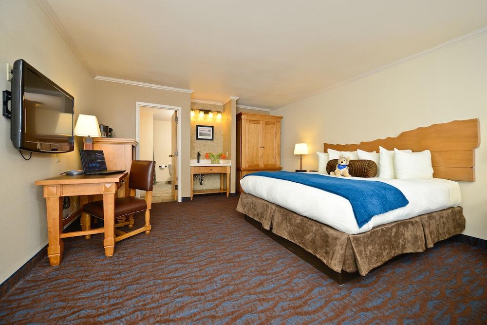 더 렉싱턴 앳 잭슨 홀 호텔 앤드 스위트(The Lexington at Jackson Hole Hotel & Suites) Hotel Image 10 - Guestroom