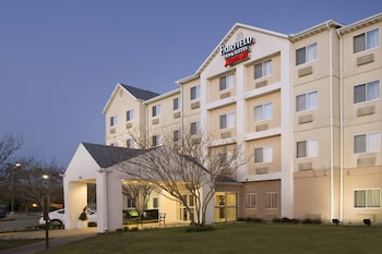 Hotel - Fairfield Inn & Suites Fort Worth University Drive