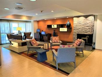 Hotel - Fairfield Inn & Suites Fort Worth/Fossil Creek