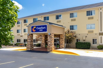 Hotel - Comfort Inn South Tulsa - Woodland Hills