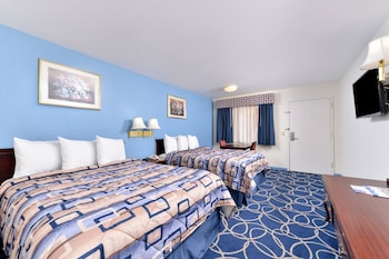 Americas Best Value Inn & Suites-Houston/Brookhollow NW