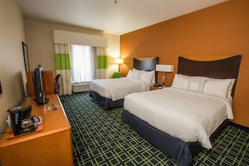 Hotel - Fairfield Inn & Suites by Marriott Portland Airport