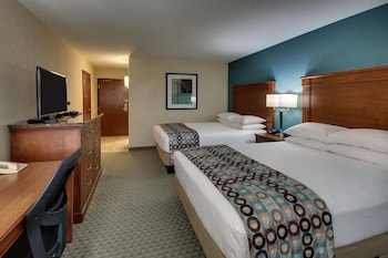 Standard Oda, 2 Büyük (queen) Boy Yatak, Buzdolabı Ve Mikrodalga