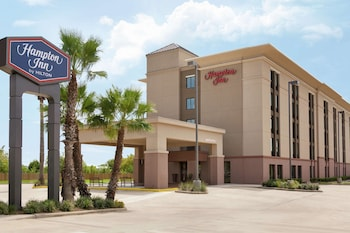 休士頓霍比機場歡朋飯店 Hampton Inn Houston Hobby Airport