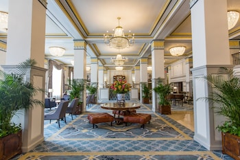 Featured Image at The Francis Marion Hotel in Charleston
