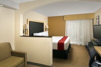 Suite, 2 Bedrooms, Non Smoking, Jetted Tub (with Sofabed)