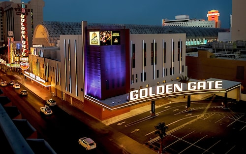 Golden Gate Hotel and Casino, Clark