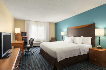 Hotel - Fairfield Inn & Suites Oklahoma City Quail Springs