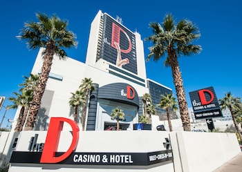 Book the D Las Vegas in Las Vegas.