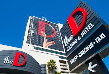 菲茨傑拉德拉斯維加斯飯店 the D Las Vegas