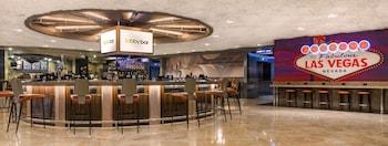 Lobby Lounge at Harrah's Hotel and Casino Las Vegas in Las Vegas