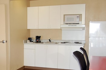 In-Room Kitchen at Extended Stay America - Las Vegas - Valley View in Las Vegas