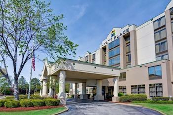 孟菲斯/沃爾夫查斯商業街廊廣場凱悅飯店 Hyatt Place Memphis/Wolfchase Galleria