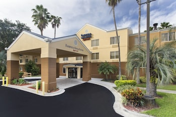 坦帕布蘭頓萬豪費爾菲爾德套房飯店 Fairfield Inn and Suites by Marriott Tampa Brandon