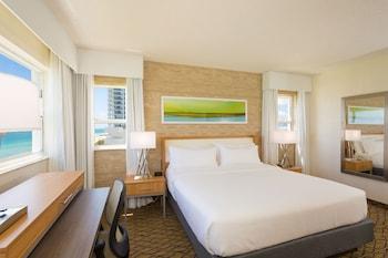 Room, 1 King Bed, Non Smoking, Ocean View (Nonsmoking)