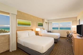 Room, 2 Double Beds, Non Smoking, Ocean View (Nonsmoking)