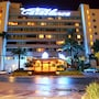 The thumbnail of Hotel Front - Evening/Night large image