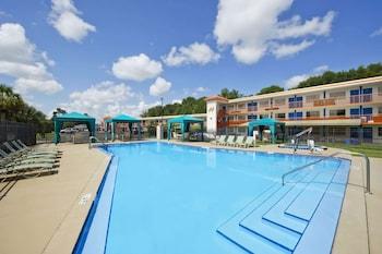 佛羅里達奧卡拉溫德姆豪生飯店 Howard Johnson by Wyndham Ocala FL