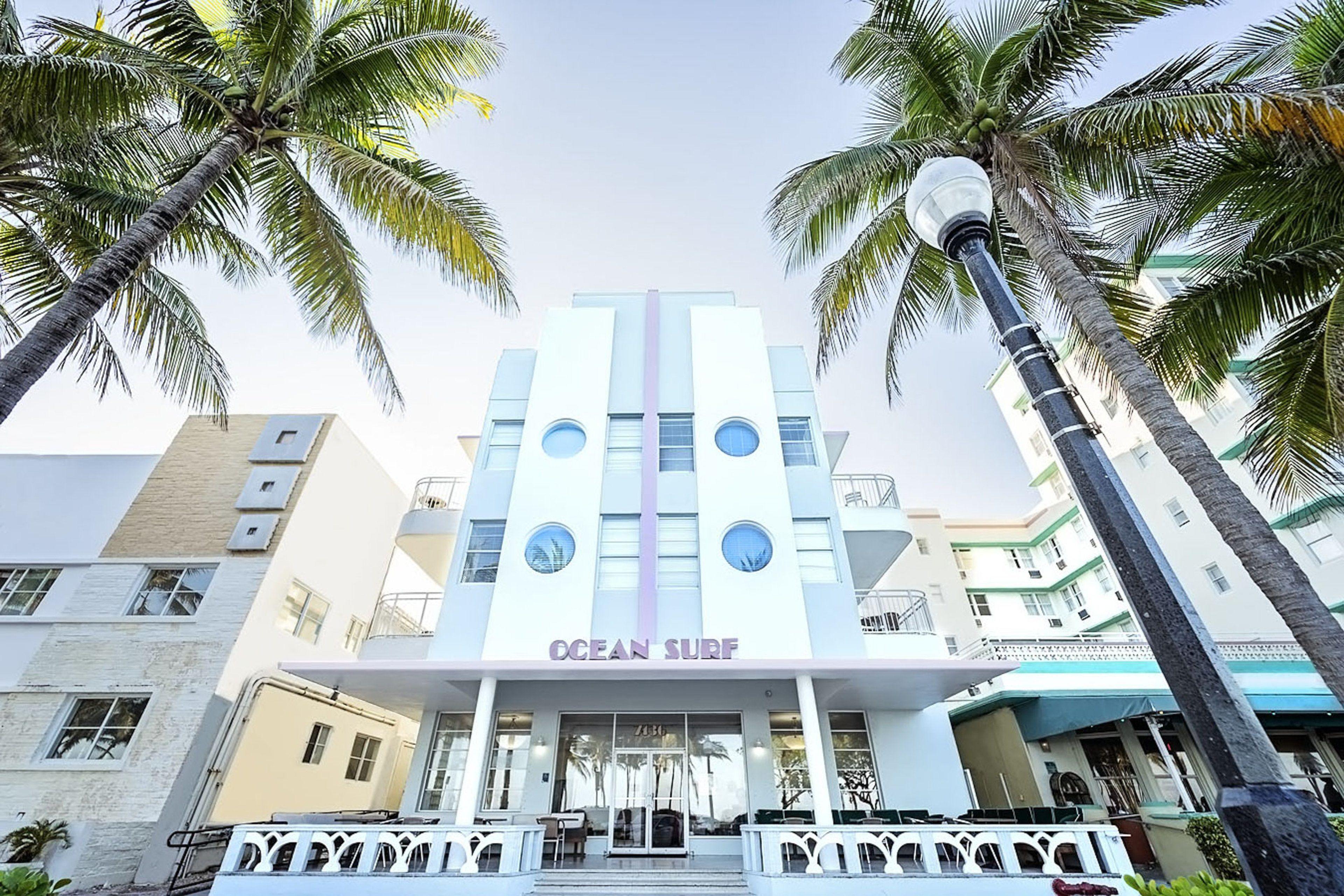 Ocean Surf Hotel