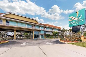 清水市中央凱藝飯店 Quality Inn Clearwater Central